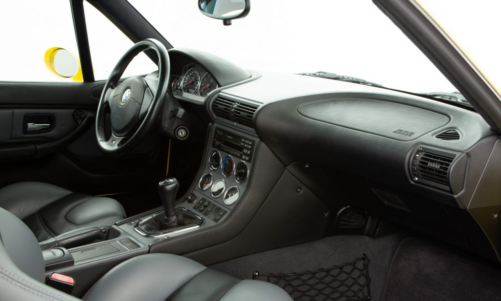 BMW Z3 M Coupe For Sale - Interior 5