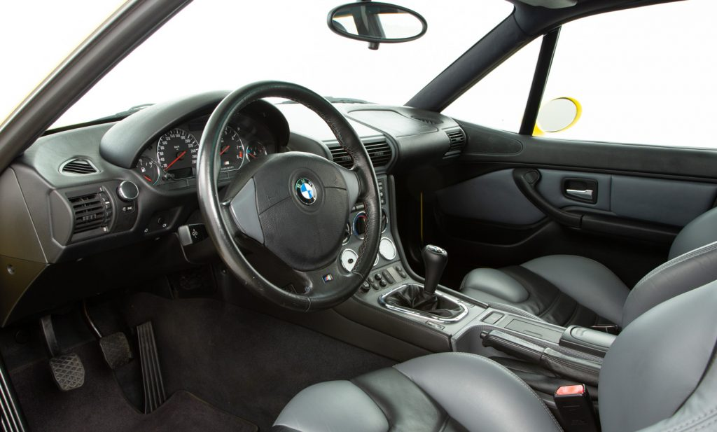 BMW Z3 M Coupe For Sale - Interior 2
