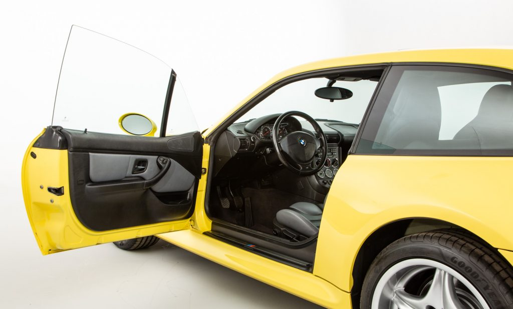 BMW Z3 M Coupe For Sale - Interior 1
