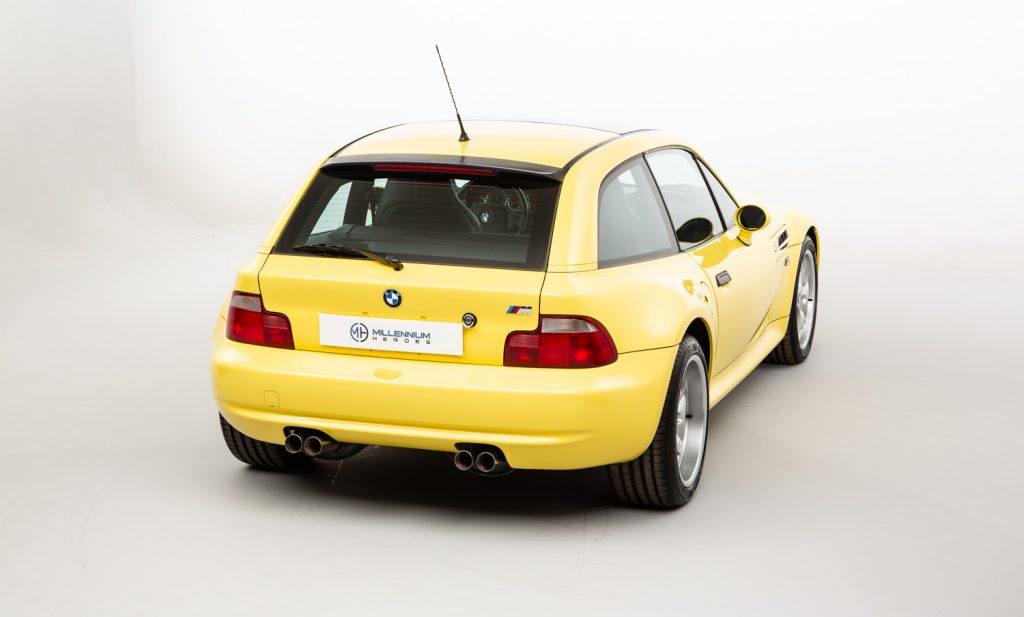 BMW Z3 M Coupe For Sale - Exterior 10