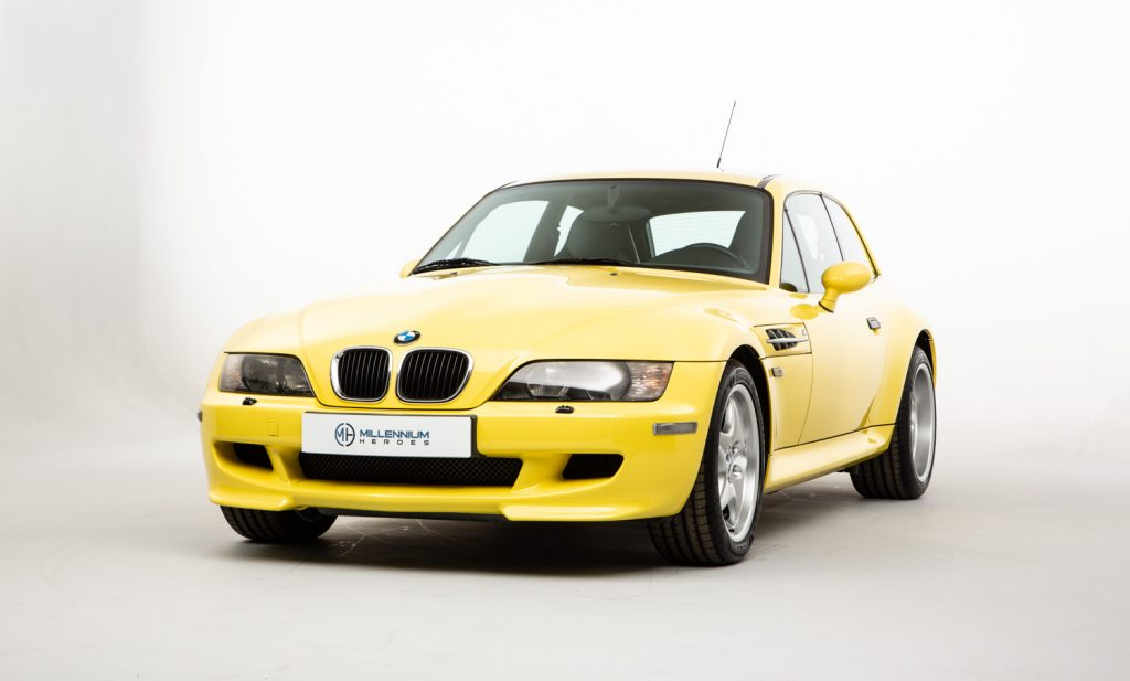 BMW Z3 M Coupe For Sale - Exterior 1