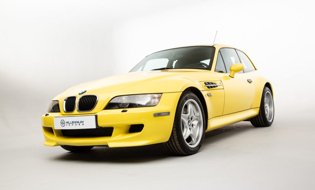 BMW Z3 M Coupe For Sale - Exterior 3