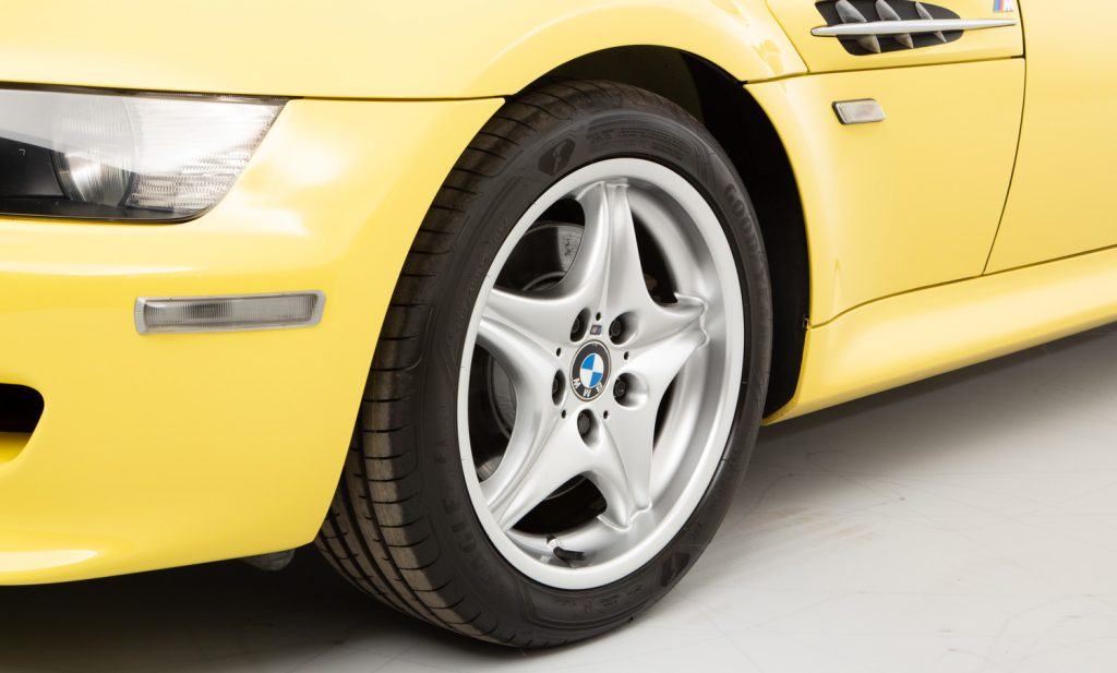 BMW Z3 M Coupe For Sale - Wheels, Brakes and Tyres 3