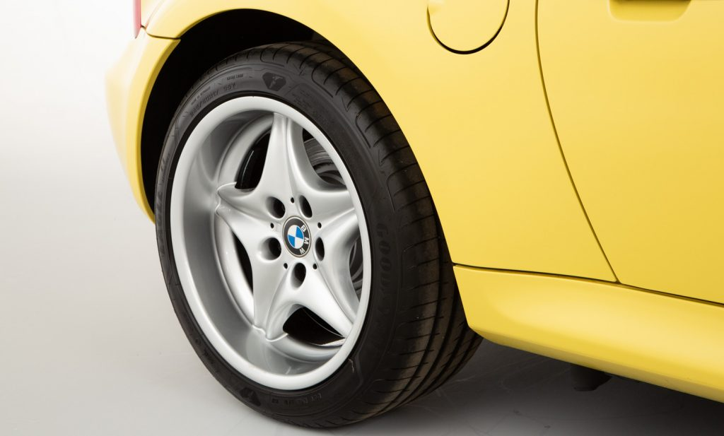 BMW Z3 M Coupe For Sale - Wheels, Brakes and Tyres 2