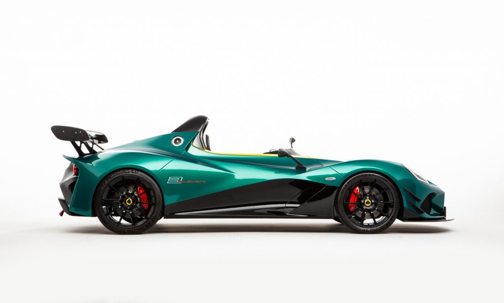 Lotus 3-Eleven Road For Sale - Exterior 7