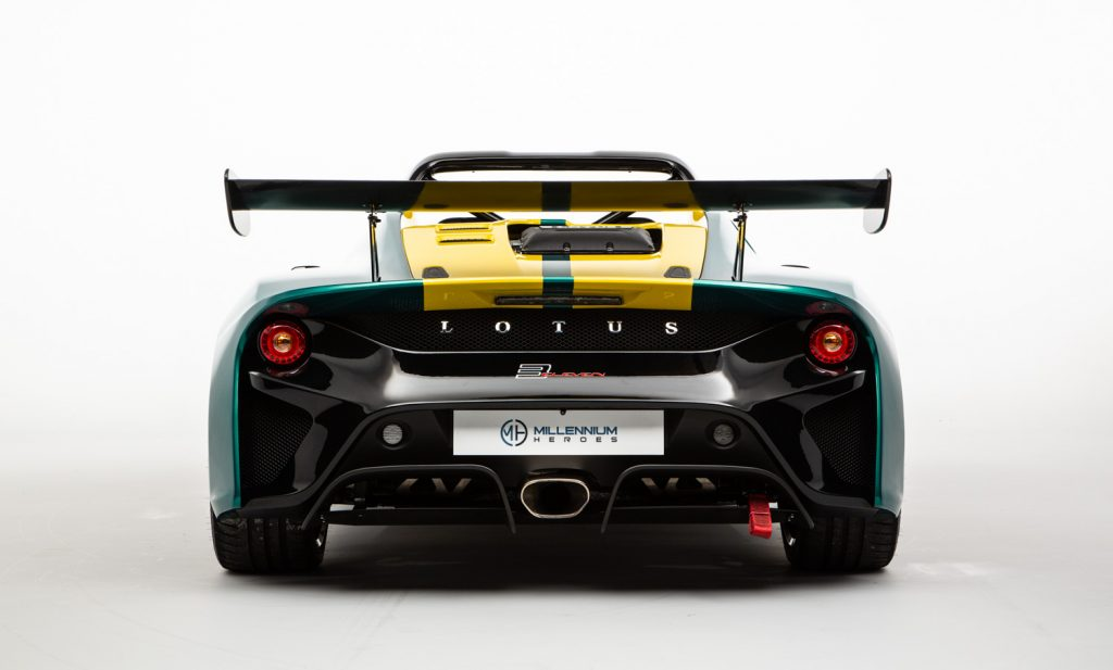 Lotus 3-Eleven Road For Sale - Exterior 11