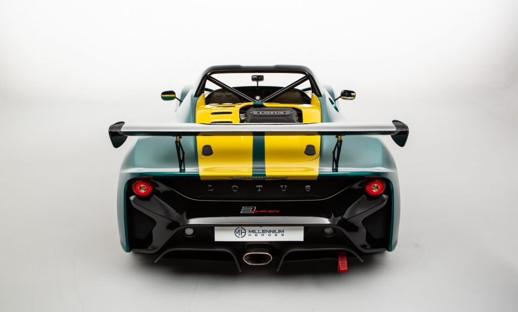 Lotus 3-Eleven Road For Sale - Exterior 12