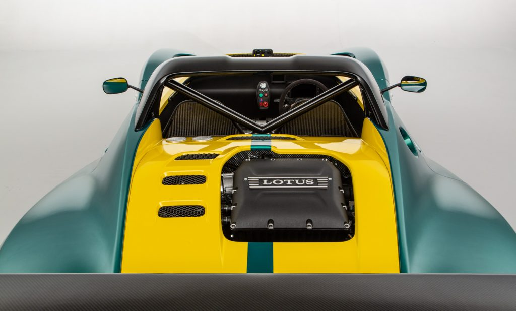 Lotus 3-Eleven Road For Sale - Engine and Transmission 1