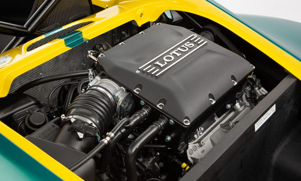 Lotus 3-Eleven Road For Sale - Engine and Transmission 4