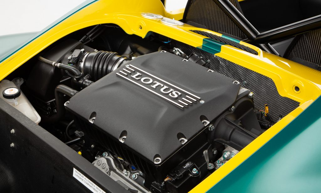 Lotus 3-Eleven Road For Sale - Engine and Transmission 2