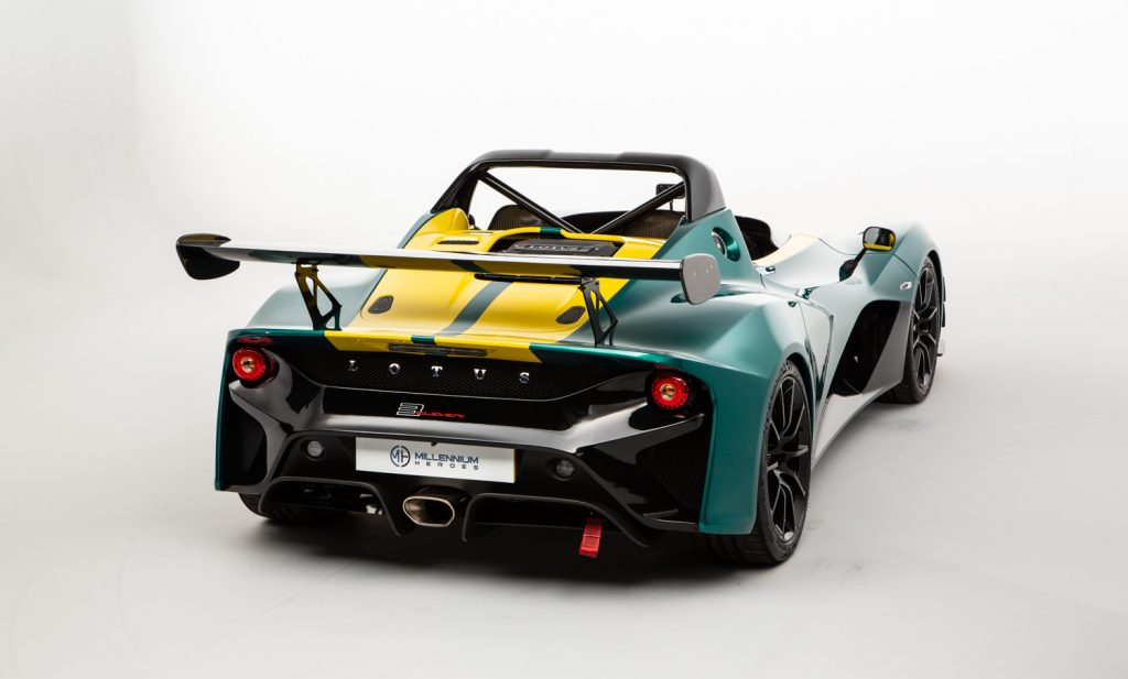 Lotus 3-Eleven Road For Sale - Exterior 10