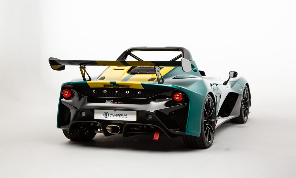 Lotus 3-Eleven Road For Sale - Exterior 9