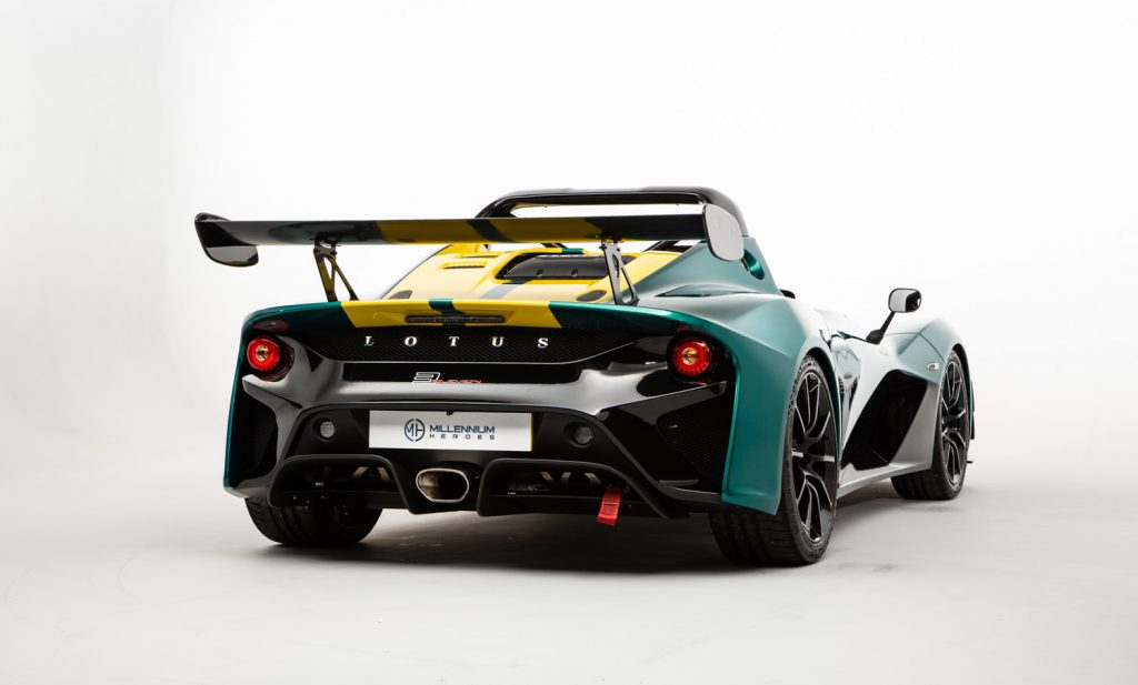 Lotus 3-Eleven Road For Sale - Exterior 8