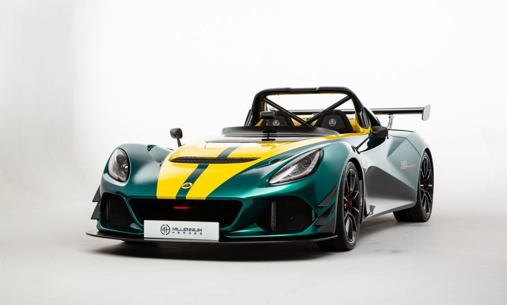 Lotus 3-Eleven Road For Sale - Exterior 2