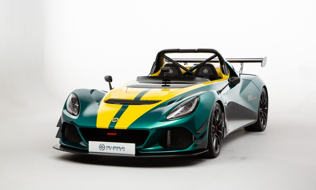 Lotus 3-Eleven Road For Sale - Exterior 3