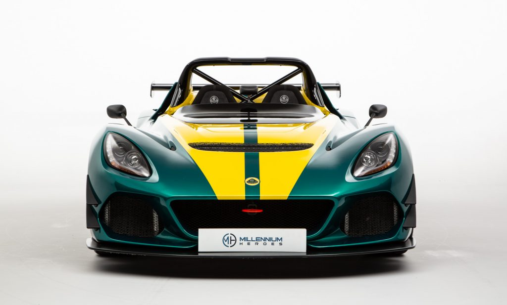 Lotus 3-Eleven Road For Sale - Exterior 4