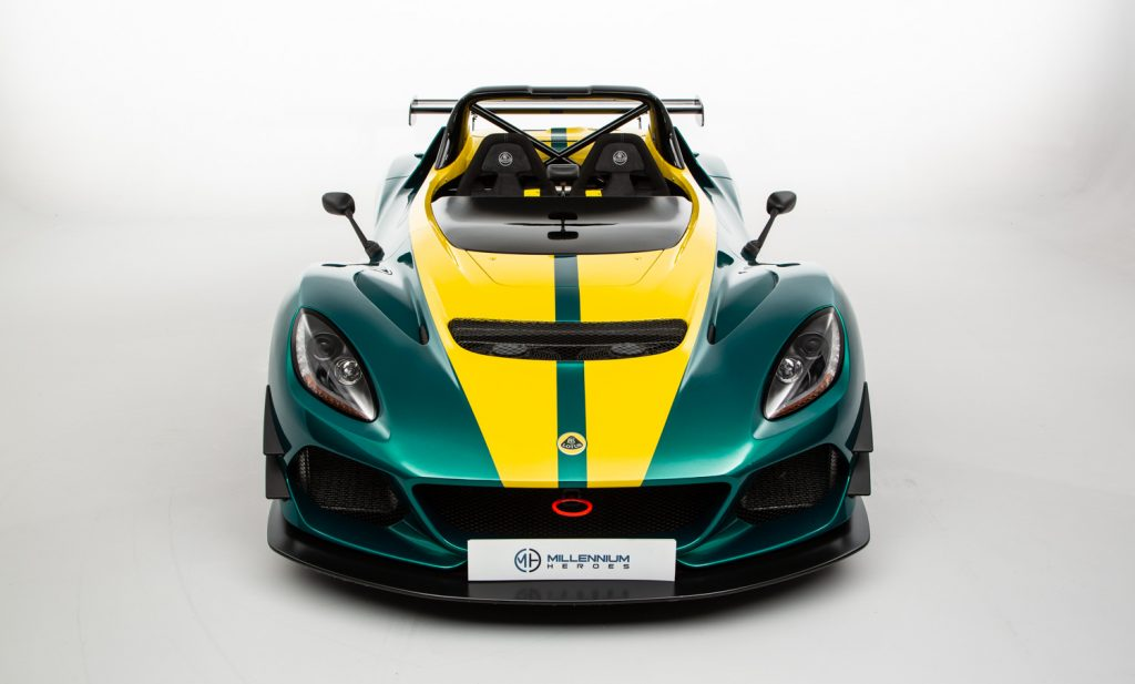 Lotus 3-Eleven Road For Sale - Exterior 5