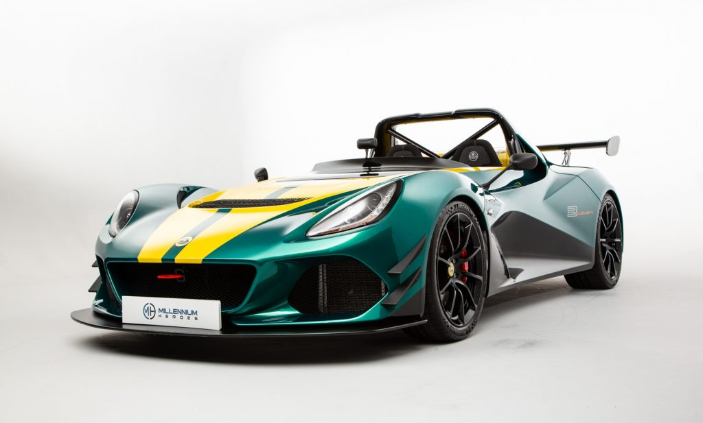 Lotus 3-Eleven Road For Sale - Exterior 1