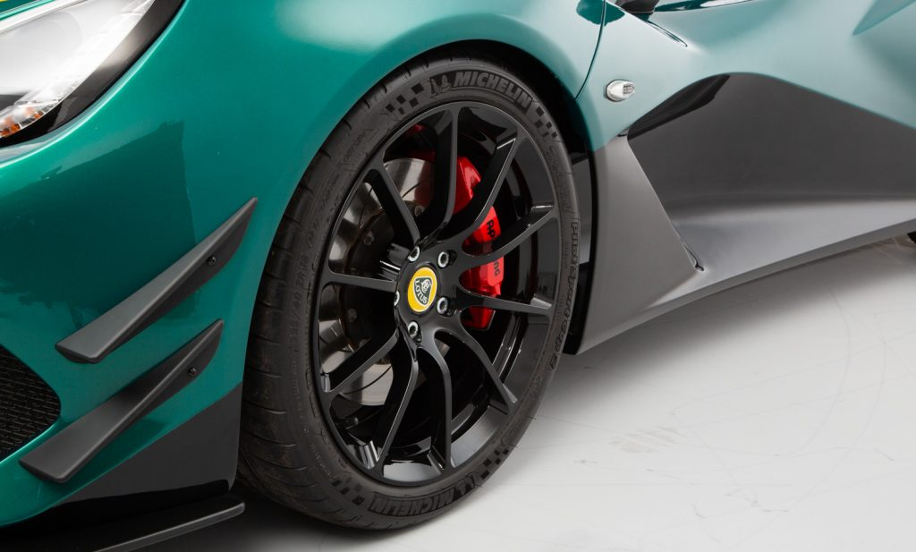 Lotus 3-Eleven Road For Sale - Wheels, Brakes and Tyres 3