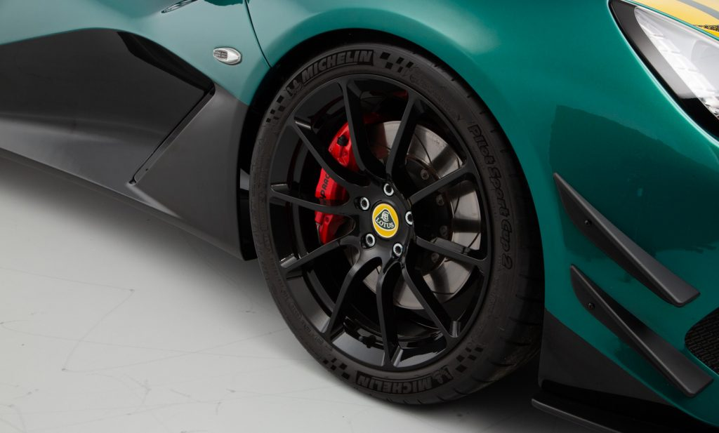 Lotus 3-Eleven Road For Sale - Wheels, Brakes and Tyres 1