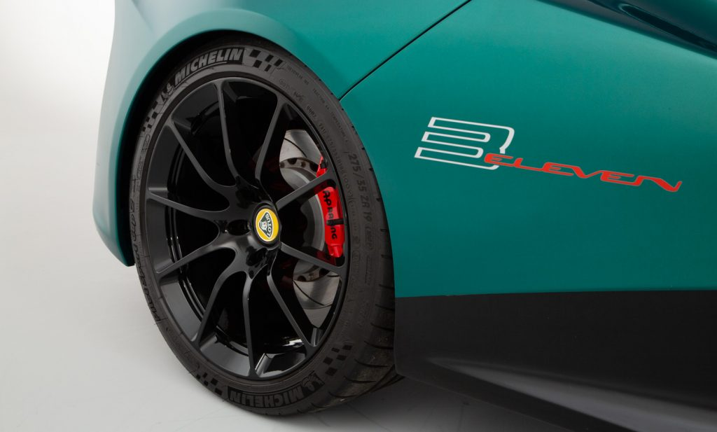 Lotus 3-Eleven Road For Sale - Wheels, Brakes and Tyres 2