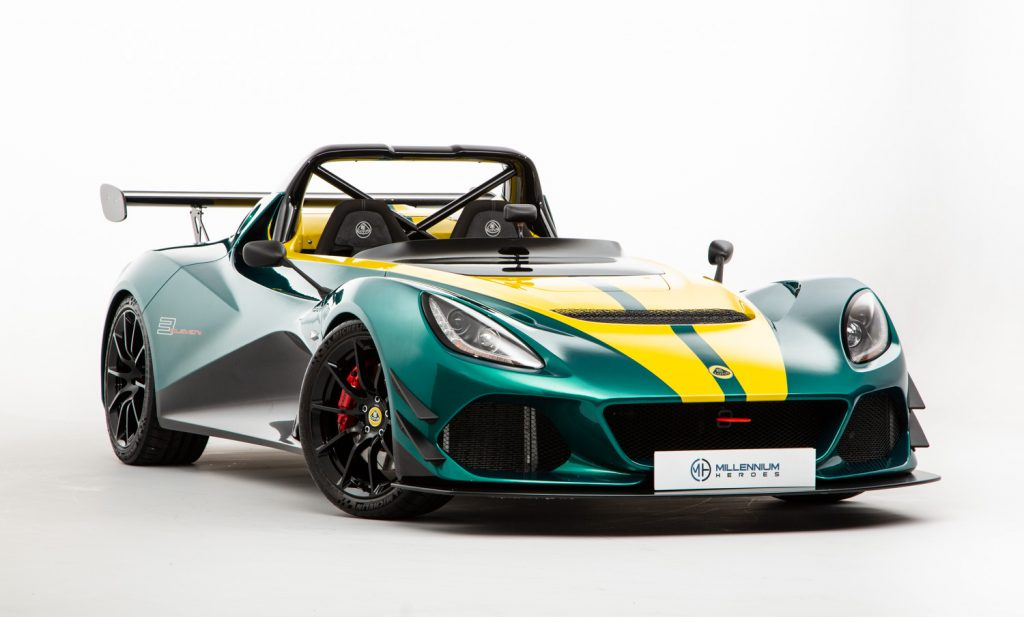Lotus 3-Eleven Road For Sale - Exterior 6