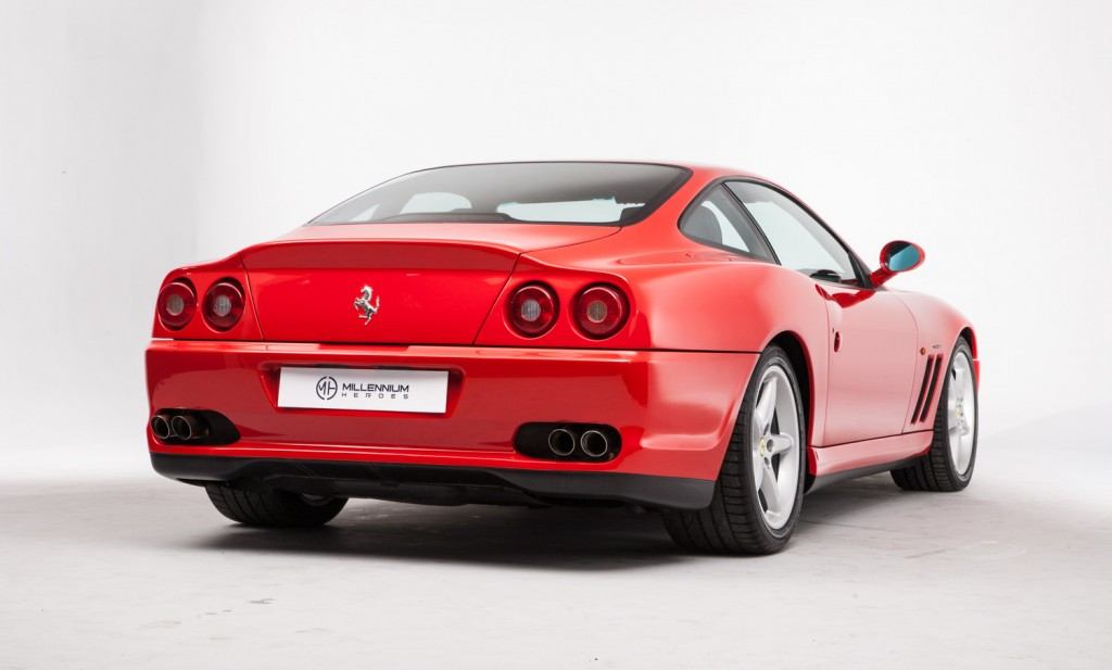 Ferrari 550 Maranello For Sale - Exterior 13