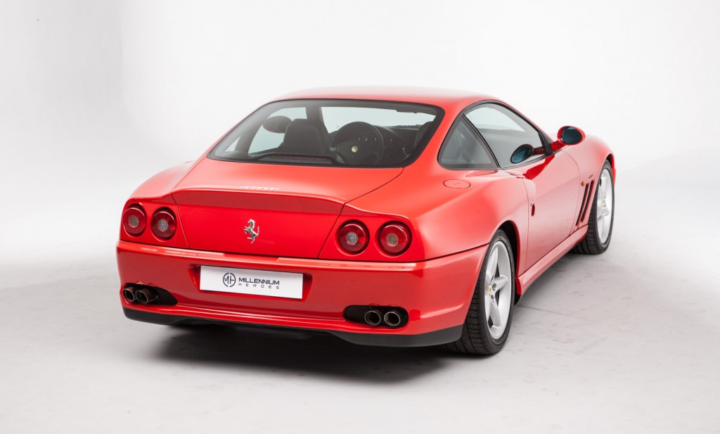 Ferrari 550 Maranello For Sale - Exterior 11