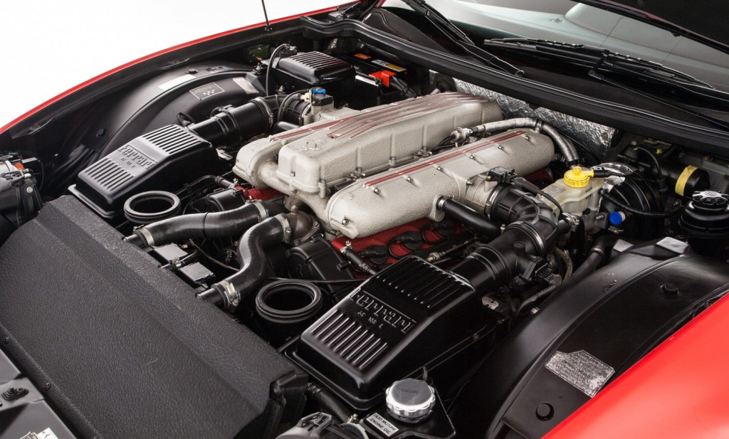 Ferrari 550 Maranello For Sale - Engine and Transmission 1