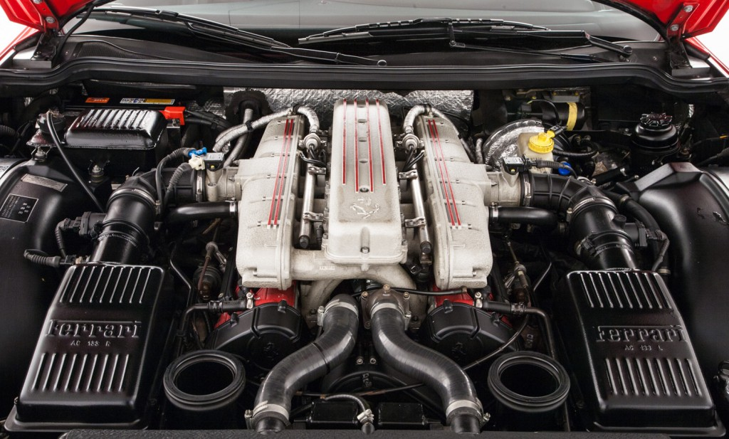 Ferrari 550 Maranello For Sale - Engine and Transmission 2