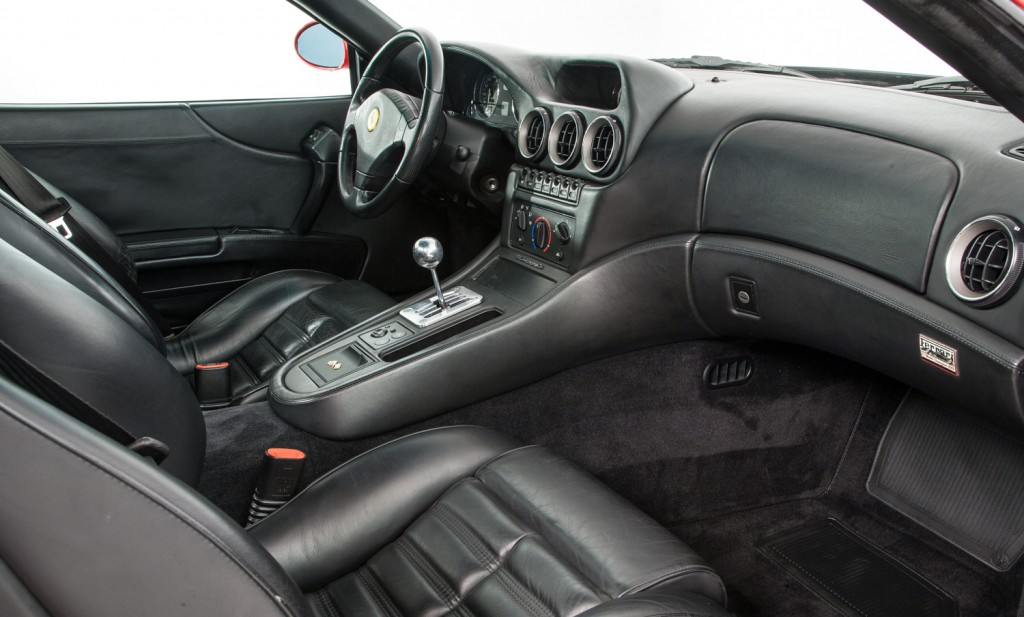 Ferrari 550 Maranello For Sale - Interior 3