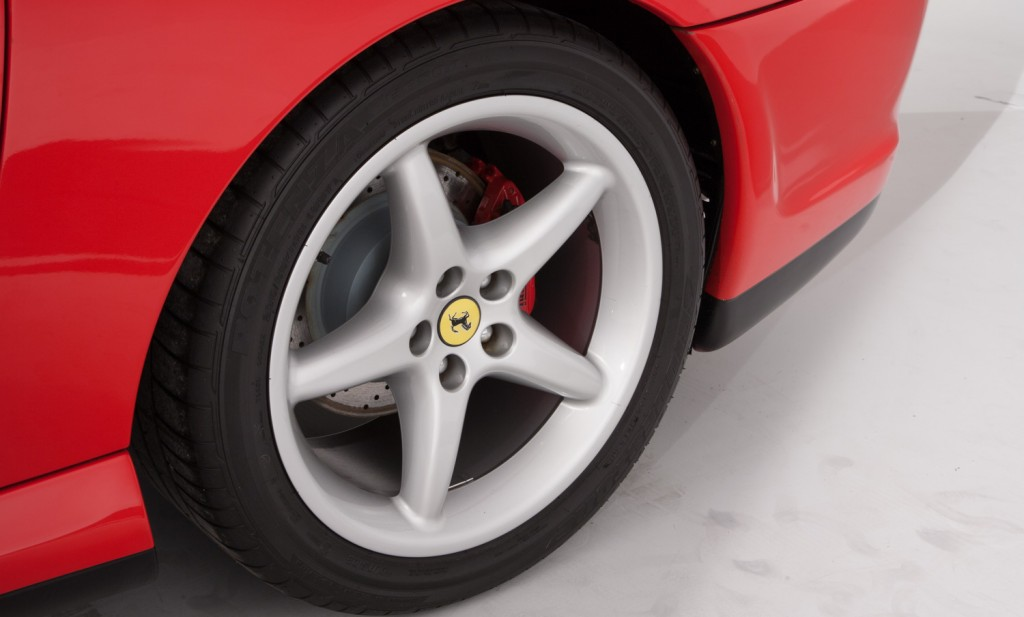Ferrari 550 Maranello For Sale - Wheels, Brakes and Tyres 2