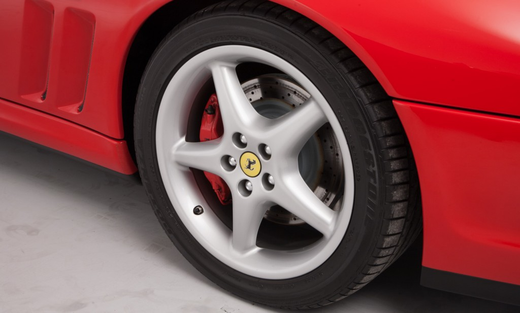 Ferrari 550 Maranello For Sale - Wheels, Brakes and Tyres 3