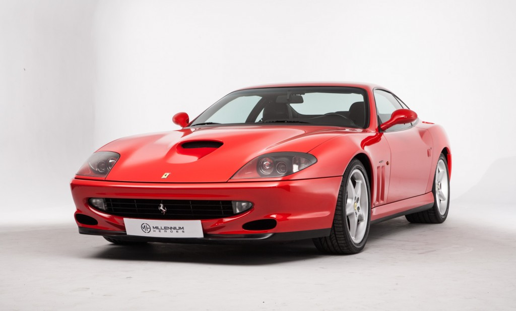 Ferrari 550 Maranello For Sale - Exterior 1
