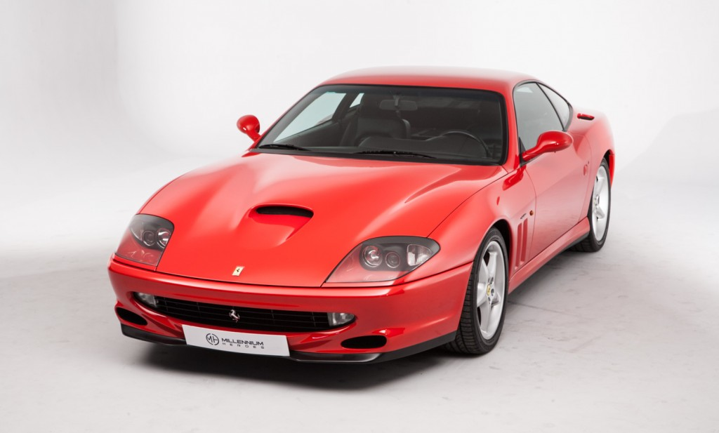Ferrari 550 Maranello For Sale - Exterior 2