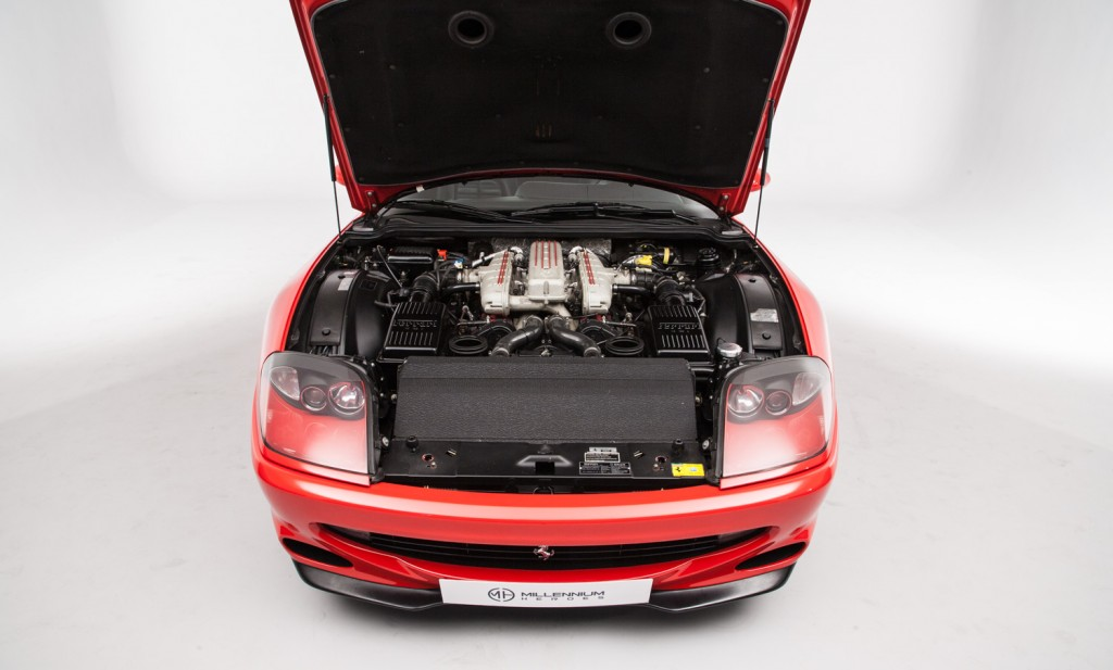 Ferrari 550 Maranello For Sale - Engine and Transmission 6