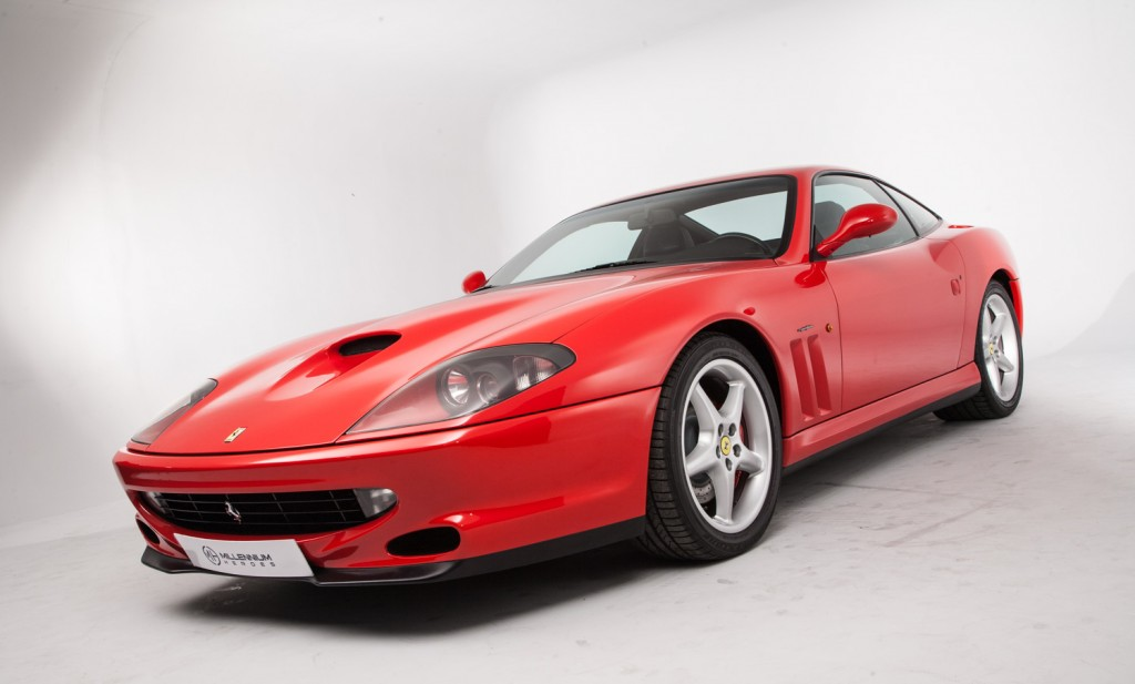 Ferrari 550 Maranello For Sale - Exterior 4
