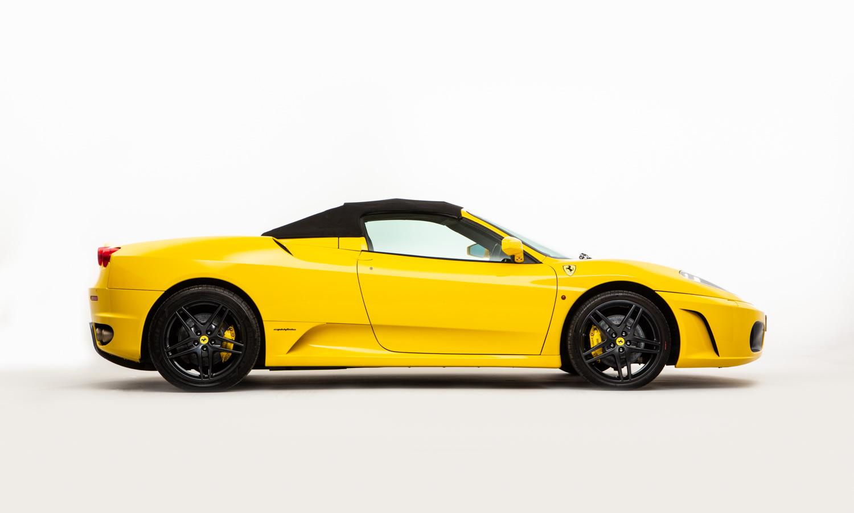 Ferrari F430 Spider F1 For Sale - Exterior 8