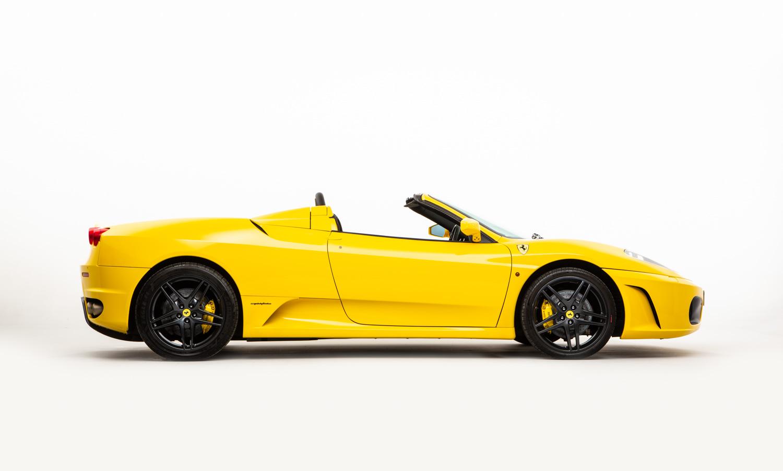 Ferrari F430 Spider F1 For Sale - Exterior 7