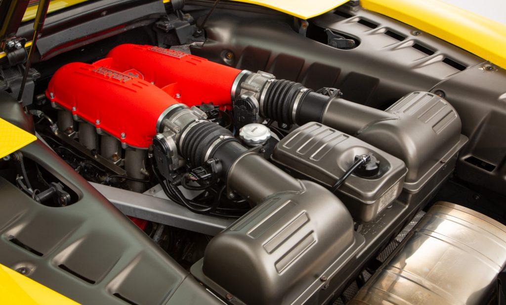 Ferrari F430 Spider F1 For Sale - Engine and Transmission 2