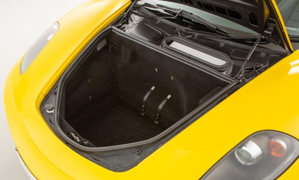 Ferrari F430 Spider F1 For Sale - Interior 9