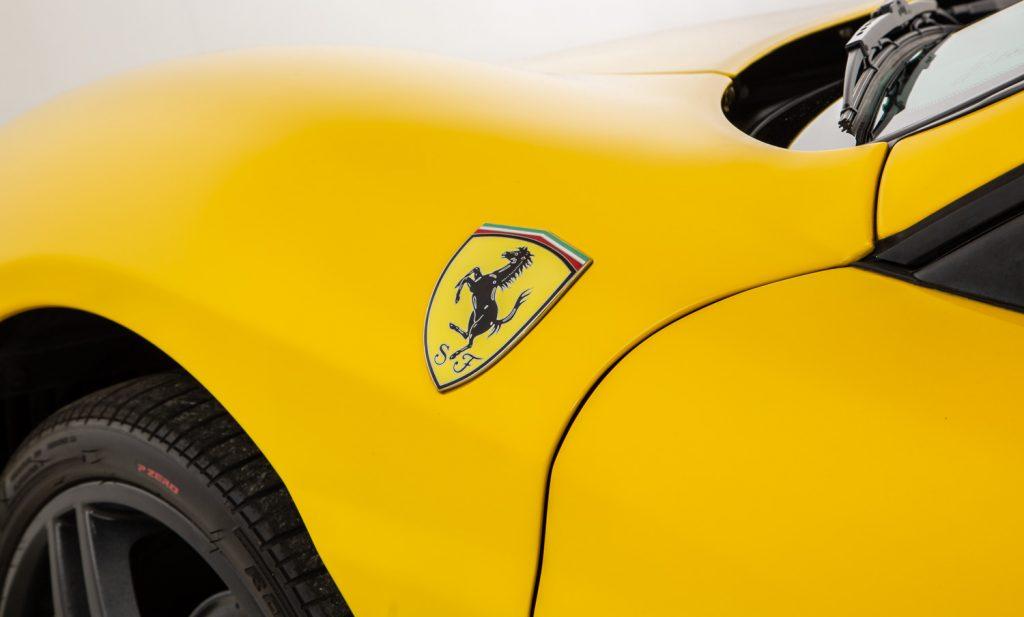 Ferrari F430 Spider F1 For Sale - Exterior 16