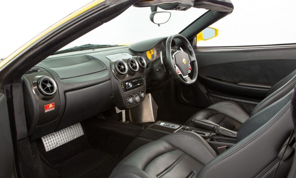Ferrari F430 Spider F1 For Sale - Interior 5