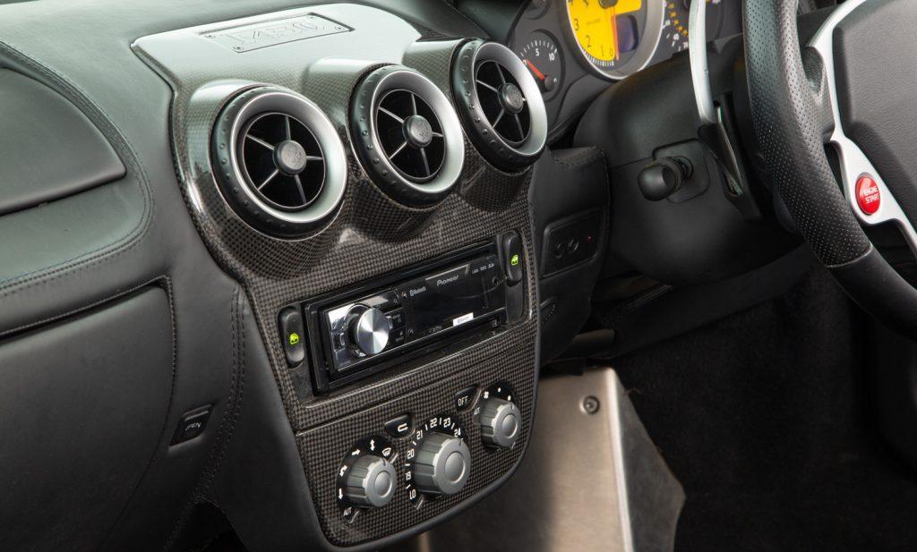 Ferrari F430 Spider F1 For Sale - Interior 6
