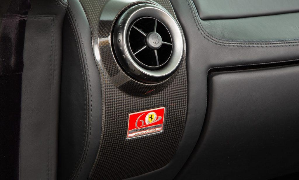 Ferrari F430 Spider F1 For Sale - Interior 7