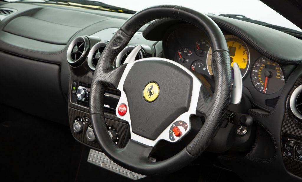 Ferrari F430 Spider F1 For Sale - Interior 3
