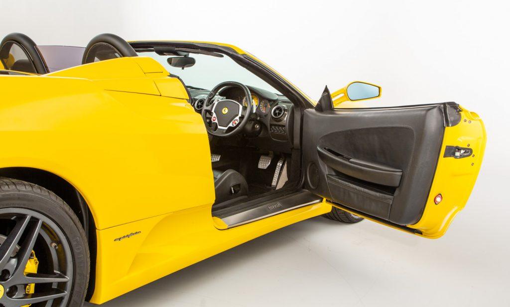 Ferrari F430 Spider F1 For Sale - Interior 1