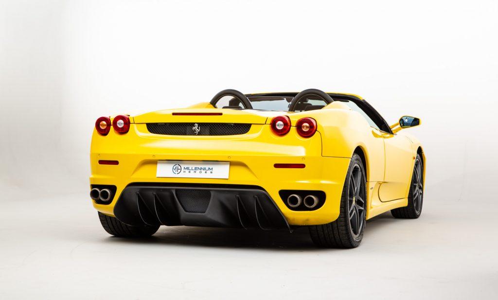 Ferrari F430 Spider F1 For Sale - Exterior 9