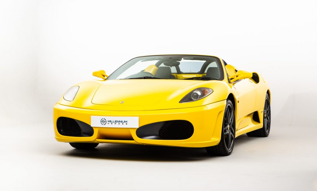 Ferrari F430 Spider F1 For Sale - Exterior 3