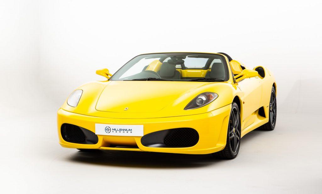 Ferrari F430 Spider F1 For Sale - Exterior 2